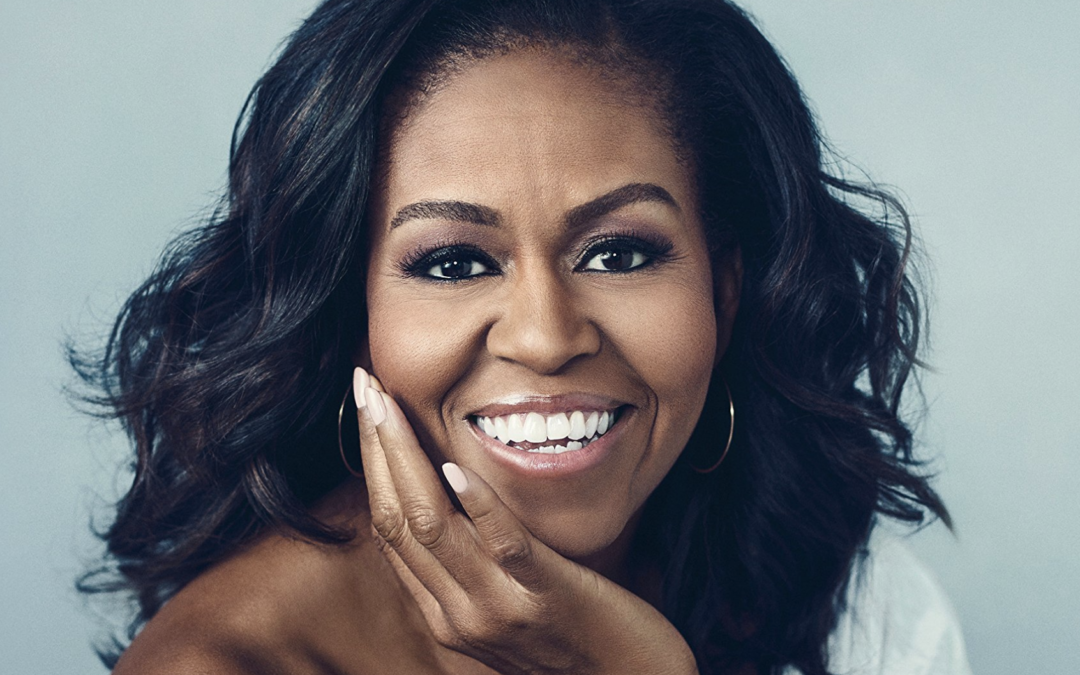 Top 3 Lessons from Michelle Obama